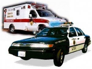 Emergency Vehicle Dispatch System